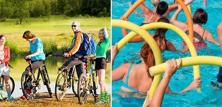 Programma Fit & Fun: attività e scoperta del territorio