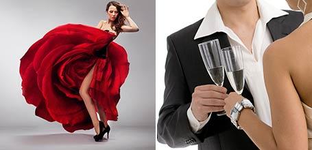 Programma Ricreative: intrattenimenti danzanti, serate a tema e cene gourmet al lume di candela