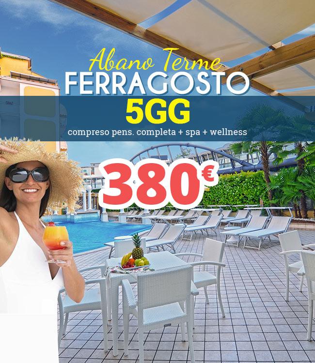 Offerte e Promozioni Scontate ad Abano Terme da 43 ...